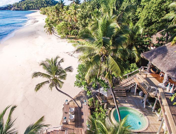 NORTH ISLAND LODGE - Seychelles